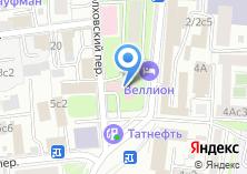 Компания «Судебно-медицинский морг №4» на карте