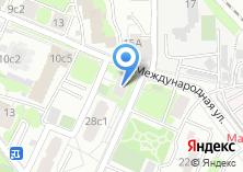 Компания «Московский таможенный брокер» на карте