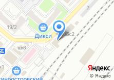 Компания «Магазин колбасной продукции и сыров» на карте