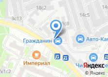 Компания «Оритм склад» на карте