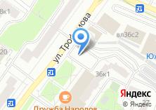 Компания «Kyowa Raсing» на карте