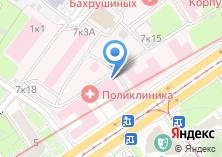 Компания «Городская клиническая больница №5» на карте