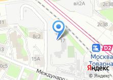 Компания «DVG Media» на карте