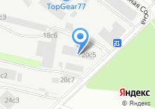 Компания «Рудникс» на карте