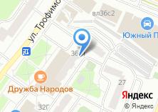 Компания «Фотоцентр на ул. Трофимова» на карте