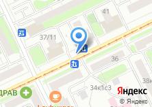 Компания «Овощной магазин» на карте
