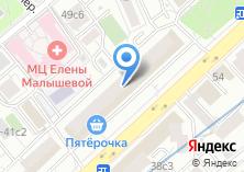 Компания «Клиентдлявас» на карте