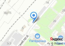 Компания «Магазин фруктов и овощей на Хибинском проезде» на карте