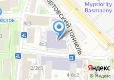 Компания «Средняя общеобразовательная школа №1247 им. Юргиса Балтрушайтиса» на карте