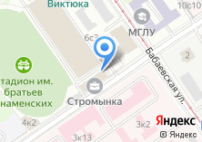 Компания «Ивис» на карте