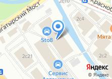Компания «Стандартстрой» на карте