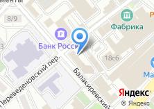 Компания «Д-МАЙС» на карте