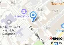 Компания «Русские галереи» на карте