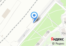 Компания «М-Авто» на карте