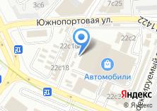 Компания «Эмалька» на карте