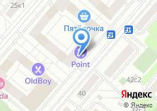 Компания «StudioCars» на карте