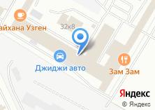 Компания «Victorpest» на карте