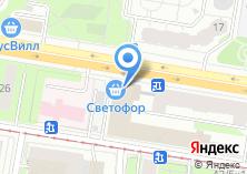 Компания «Московский центр МРТ» на карте