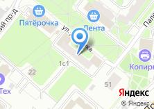 Компания «Фатолия» на карте
