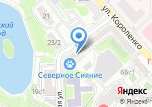 Компания «Транснефтеавтоматика» на карте