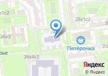 Компания «Детский сад №2472» на карте