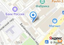 Компания «Ironuts» на карте