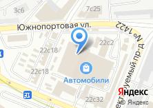 Компания «Фиксаж» на карте