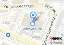 Компания «Автосеть - Интернет-магазин автоаксессуаров» на карте