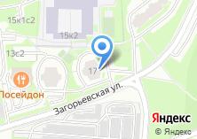 Компания «Загорье 17» на карте