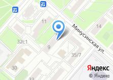 Компания «Семейная стоматология» на карте