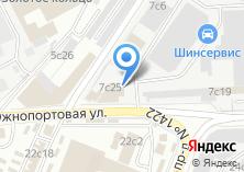 Компания «Автоинструмент24.рф» на карте