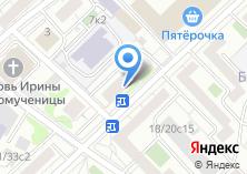 Компания «ТЕЗИС+» на карте