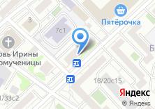 Компания «Revitas» на карте