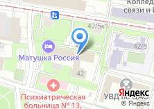 Компания «Вителия» на карте