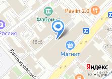 Компания «24 принт» на карте