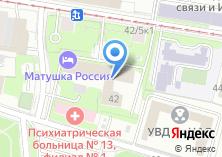 Компания «ЖДТехнология» на карте