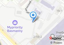 Компания «Line-x» на карте