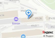 Компания «Доступный Сервис» на карте
