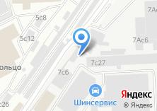 Компания «ТЭККС» на карте