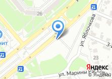 Компания «Шиномонтажная мастерская на Марины Расковой 3-м проезде» на карте