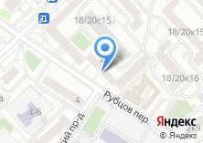 Компания «Экспромт-Арт» на карте