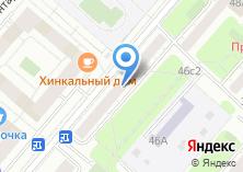Компания «Vector» на карте