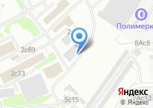 Компания «НТА Корпорация рекламная компания» на карте