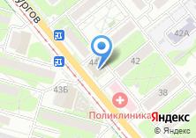 Компания «Магазин игрушек и канцелярских товаров на ул. Металлургов» на карте