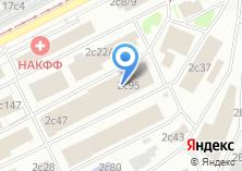 Компания «Технопарк Синтез» на карте