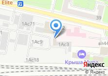 Компания «4weels» на карте