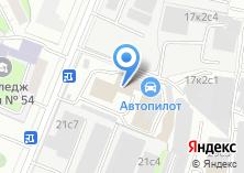Компания «ARMALINI» на карте
