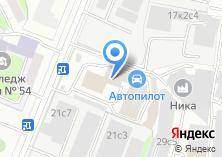 Компания «Гектор - Оптовая продажа товаров для упаковки и ремонта» на карте
