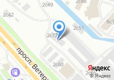 Компания «Руспат» на карте