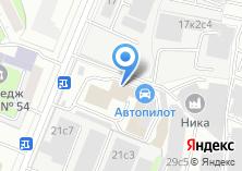 Компания «Технокон» на карте
